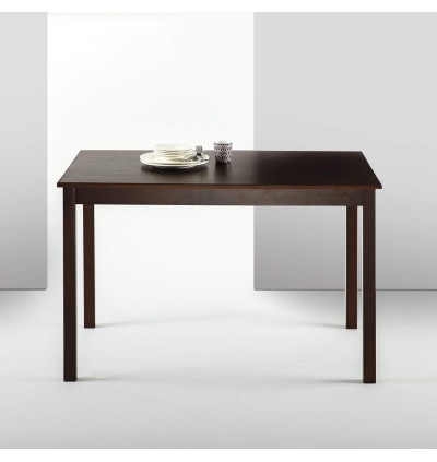 Solid Wood Dining Table ( Table Only )
