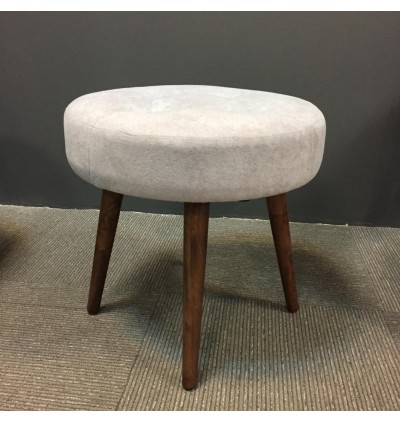 Thicked and Stable Living Room Wooden Stool / Simple Style Household Stool Dressing Chair