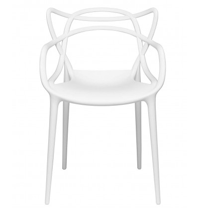 Masters Entangled Chair - Modern Designer Armchairs for Dining Rooms, Offices and Kitchens