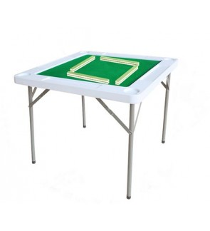 HDPE Plastic Square Foldable Mahjong Table