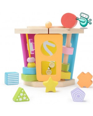 Multifunction 6-Sided Cognitive Drum (Type B)