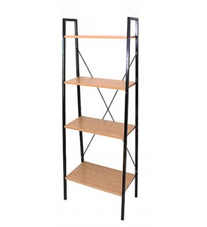Multi-function 4 Tier Rack Shelf Store Small Items, Books Shelf