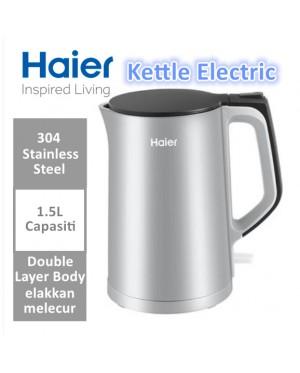 Haier Kettle Electric Jug Air Stainless Steel Water