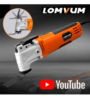 LOMVUM Multi Purpose Cutter Oscillating Saw Blade makita bosch rockwell worx