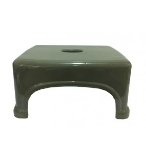 PLASTIC MINI STOOL CHILDREN IN SQUARE SHAPE