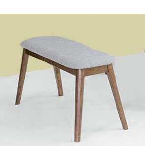 Modern Solid wooden Dining Bench Chair