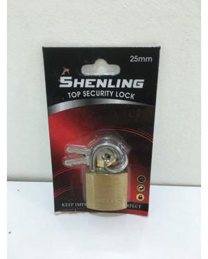 25MM QUALITY MINI SECURITY PAD LOCK