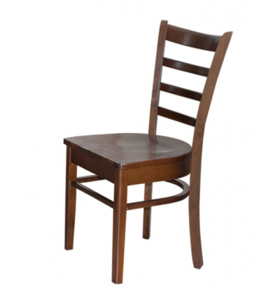Solid Rubberwood Dining Seat / Chair ( Set of 2 )