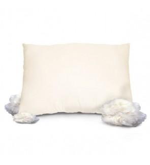 100% Natural Cotton Pillow / Bantal dengan Kapas Semulajadi