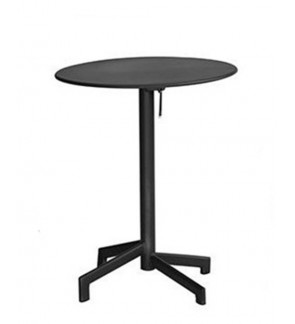 MODERN STEEL STACKABLE TABLE