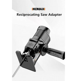 Portable Reciprocating Saw Adapter / Drill Saw Atachment for metal cutting wood cutting
