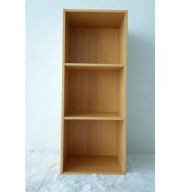 Multipurpose Rack / Children Bookcase Shelf / Rak Buku Kabinet - 3 Tier