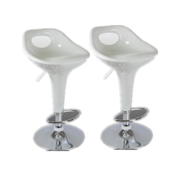 Super Plastic High Breakfast Bar Stool Swivel Bar Chair X 2 Frankydiablos Diy Chair Ideas Frankydiabloscom