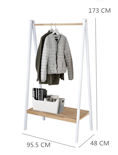 A-Frame Design Garment Stand / Clothes Laundry Rack / Clothes Hanger Stand