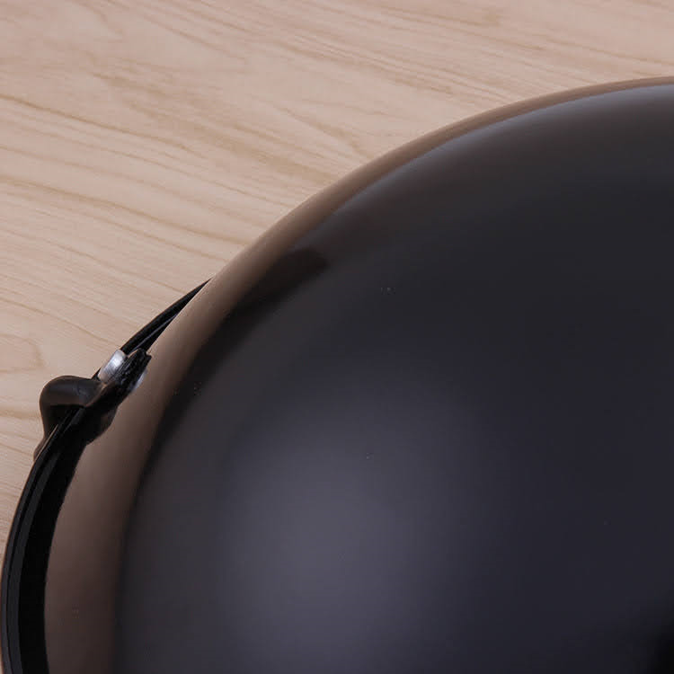 Traditional Carbon Steel Iron Wok for Gas Stoves